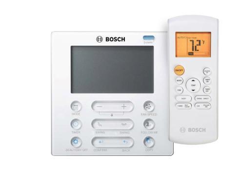 Bosch  Sterowanie i akcesoria
