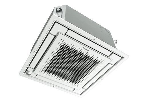 Klimatyzatory Multi Daikin Jednostki wewnętrzne kasetonowe całkowicie płaskie