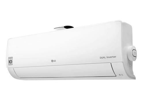 Klimatyzatory ścienne LG DUALCOOL z oczyszczaczem powietrza