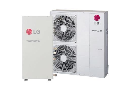 Pompy ciepła ThermaV LG ThermaV Split wysokotemperaturowy