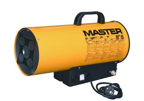 Master  Nagrzewnice gazowe
