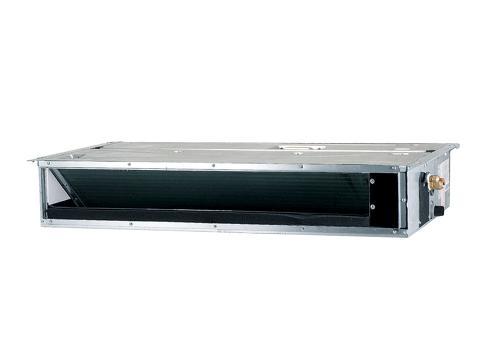 Klimatyzatory komercyjne Samsung Kanałowe LSP Slim