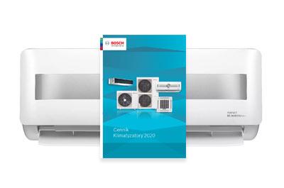 Klimatyzacja Bosch cennik 2020