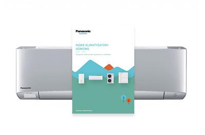 Cennik klimatyzatorów Panasonic na rok 2021
