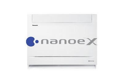 Oczyszczanie powietrza nanoe X w klimatyzatorach Panasonic
